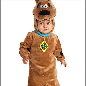 INFANT SCOOBY DOO COSTUME